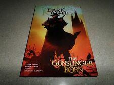 The Dark Tower The Gunslinger Born Stephen King HC Marvel Comics NEW