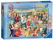 Ravensburger puzzle * 1000 t * Best of British 19 * Office christmas party * la navidad