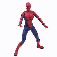 Spider-Man Homecoming Spiderman Super Hero PVC Action Figure Model Kid Gift Toy