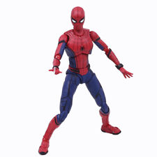 Spider-Man Homecoming PVC Figure Collectible Model Toy Car Decoration Doll