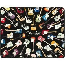 "Fender Throw Blanket, 50""x 60"""