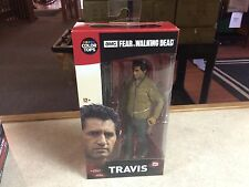 "McFarlane Fear The Walking Dead #3 TRAVIS Color Tops Edition Deluxe 7"" Figure"