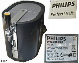Philips Perfect Draft Bierzapfanlage HD3600 70W