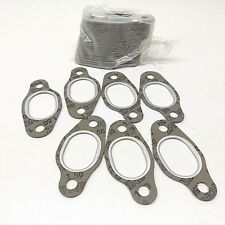 LOT OF 30 VW 028129589B EXHAUST MANIFOLD GASKET FOR AUDI VW VOLVO
