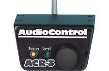 AUDIOCONTROL ACR-3 WIRED REMOTE KNOB FOR AUDIO CONTROL LC8i DQ-61 PROCESSOR ACR3