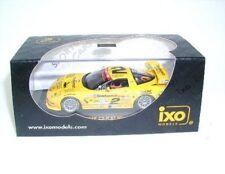 1 43 Ixo Chevrolet Corvette C5-r #2 Winner Daytona 2001