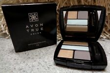 "!! REDUCED !! ""Avon - True Color"" Matte Eyeshadow Quad - Innocent Sky. New"