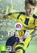 FIFA 17 - Standard édition (PC DVD) NOUVEAU scellé CD-ROM Version Football