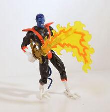 "1996 Nightcrawler & Sword 5"" Toy Biz Action Figure X-Men Marvel Classics"