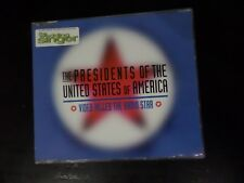 CD SINGLE - THE PRESIDENTS OF THE UNITED STATES - VIDEO KILLED THE RADIO STAR