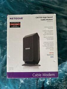 NETGEAR CM700 (32x8) DOCSIS 3.0 Gigabit Cable Modem