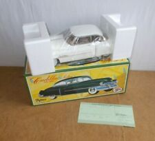 Vintage tin toy FIFTIES 50's made in Japan - CADILLAC sedan white MINT BOXED 80s