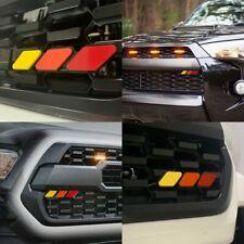 Tri-color Grille Badge EMBLEM for Toyota Tacoma 4Runner Highlander Tundra EAD