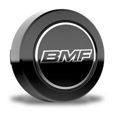 BMF Wheels Center Caps - 8 Lug Tall - Gloss Black - Set of 4 - CB-49300