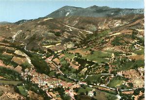 VALDRÔME Vue générale aérienne Route du Col de Rossas Mont de Tarsimoure