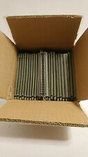 "Bachmann N Scale Train Lot 50 Pieces 5"" Gray EZ Track Sections NIB"