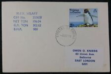 Territory Handstamped British Covers Stamps