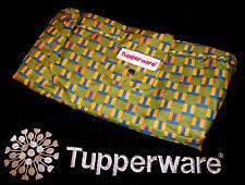 Tupperware Eco Reusable Shopping Bag ~Picnic Books Travel Toys ~Reversible Grow