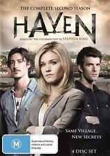 Haven : Season 2  DVD : NEW