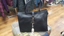 Grays Womens leather handbag Alice Black Fine Leather