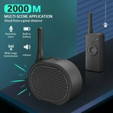 Drone Wireless Speaker Megaphone for DJI Mavic Pro Mavic 2 Phantom 3 4 Pro ONY