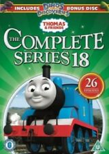 Thomas the Tank Engine and Friends The Complete Season 18 18th BRAND New DVD