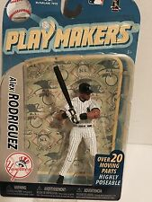 Alex Rodriguez NY Yankees McFarlane Toys Playmakers Action Figure MLB  2013