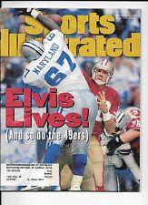 49er's Football Sports Illustrated November 20, 1995