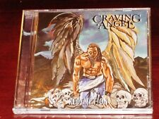 Craving Angel: Redemption CD 2017 Minotauro Records Italy M 2017-4 NEW
