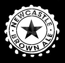 high detail airbrush stencil newcastle brown ale  logo FREE UK POSTAGE