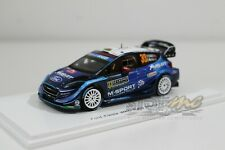 Spark S5981 Ford Fiesta WRC Rally Monte Carlo 2019 1/43 #NEW