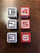 Feng Shui 2 RPG: Kickstarter Exclusive Dice (Set of 6)