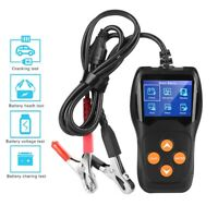 KW600 Automatic Battery Analyzer Battery Pack Tester Kit Tool For Motorcycle Car