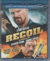 Recoil Blu Ray & Dvd Combo Movie - Steve Austin- Brand New (VG-210895BRD/VG-061)