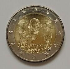 Luxembourg 2012 Mariage Princier pièce de 2 euro commémorative neuve