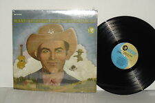 HANK WILLIAMS AND STRINGS Volume 3 Vol. III LP Vinyl Why Don't You Love Me