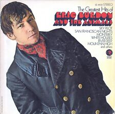 "Eric Burdon & The Animals: ""The Greatest Hits of ...."" - Vinyl LP - MGM USA 1964"