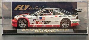 FLY BMW M3 GTR 2001 ALMS Sears Point #10 1/32 Slot Car 88002