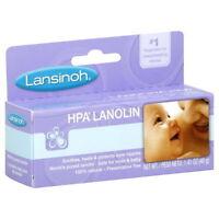 Lansinoh Lanolin For Breastfeeding Mothers Heals Cracked Nipples