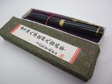 Long Stock Rare Vintage CHINA HUASHI 90 Fountain Pens Oversize Pen NO BOX