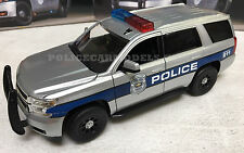 Norscot 1/24 2015 Chevy Tahoe Police SUV Demonstrator Scheme  65112