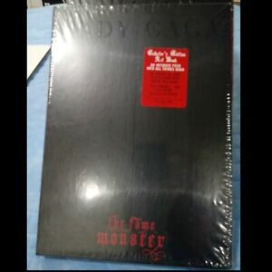LADY GAGA THE FAME MONSTER SUPER DELUXE BRAND NEW **RARE SUPER LOW PRINT NUMBER