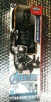 🔥🖤🖤 Avengers Marvel Titan Hero Series Black Panther Action Figure 🔥🖤🖤