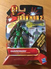 Marvel Iron Man 2 Guardsman Repulsor Blast Action Figure MOC Sealed Hasbro
