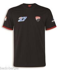 Ducati Corse Moto GP T-Shirt CASEY STONER #27 D27 NERO LIMITATA NUOVO