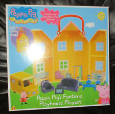 Peppa Pig's Funtime Playhouse Set