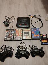 Sega Mega Drive II Spielekonsole - Schwarz (PAL)