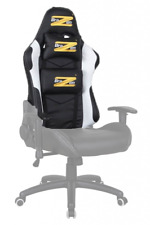 BraZen Shadow Professional Gaming Chair Spare Part Replacement Back White