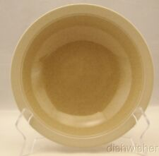"Mikasa Stone Craft SAND PIPER CF404 Rimmed Soup Bowl(s) 8 1/8"" x 1 3/4"" EXC"