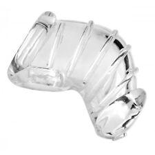 Peniskäfig Keuschheitskäfig flexibel Transparent elastisch biegsam MasterSeries